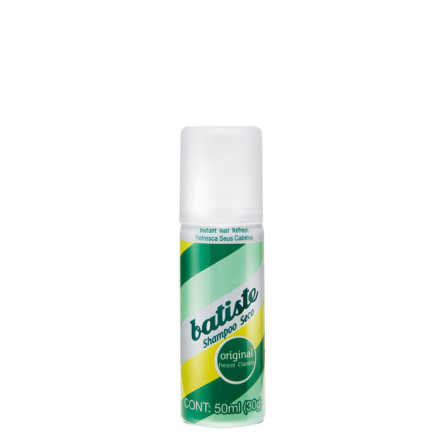 Batiste Original - Shampoo Seco 50ml