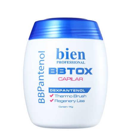 Bien Professional BBPantenol BBTox - Tratamento Capilar 1000g