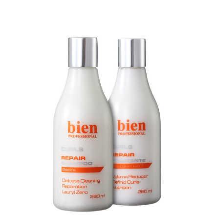 Bien Professional Curls Repair Duo Kit (2 Produtos)