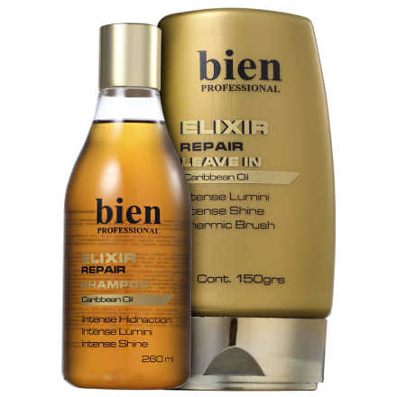 Bien Professional Elixir Repair Duplo Kit (2 Produtos)