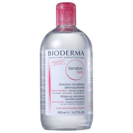 Bioderma Sensibio H2O - Solução Micelar 500ml