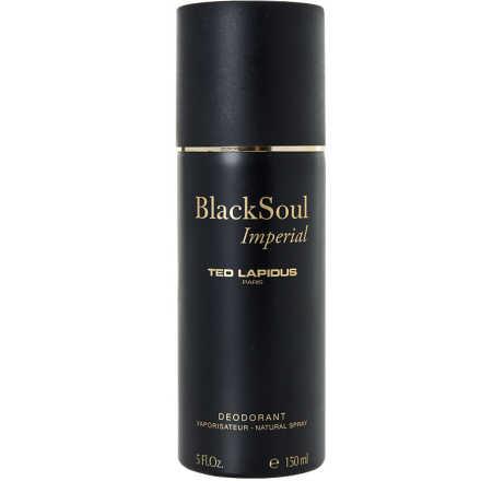 Ted Lapidus Black Soul Imperial - Desodorante Masculino 150ml