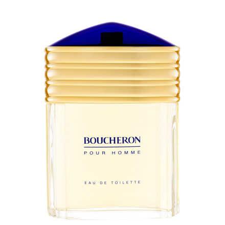 Boucheron Pour Homme Eau de Toilette - Perfume Masculino 50ml