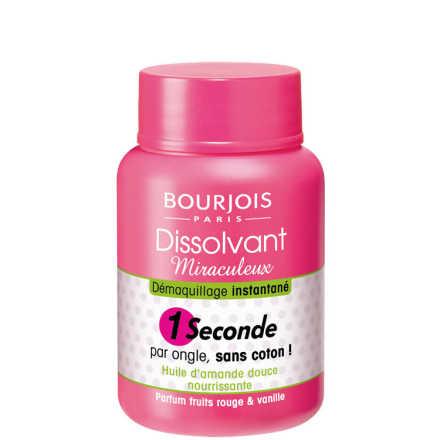 Bourjois Dissolvant Miraculeux - Removedor de Esmaltes 75ml