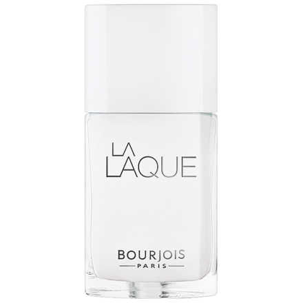 Bourjois La Laque 01 White Spirit - Esmalte 10ml