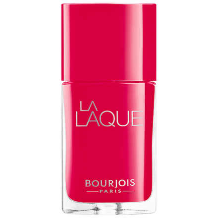Bourjois La Laque 04 Flambant Rose - Esmalte 10ml
