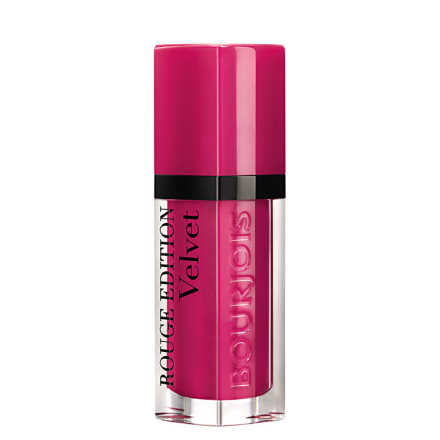 Bourjois Rouge Edition Velvet 06 Pink Pong - Batom Líquido 7,7ml