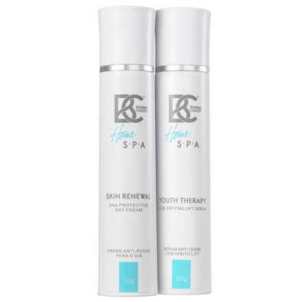 Brazilian Concept Skin Renewal Youth Therapy Day Cream and Lift Kit (2 Produtos)
