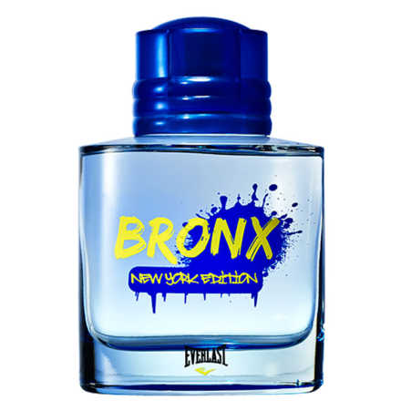 Bronx New York Edition Everlast Eau de Cologne - Perfume Masculino 100ml