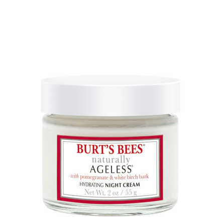 Burt's Bees Burts Bees Naturally Ageless Night Cream - Hidratante Noturno Anti-Idade 55g