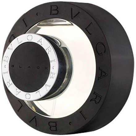 Black Bvlgari Eau de Toilette - Perfume Unissex 75ml