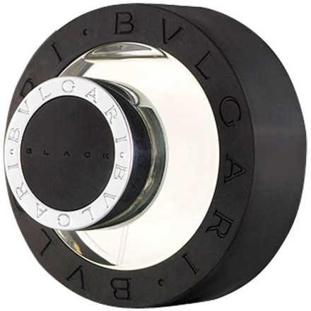 Black Bvlgari Eau de Toilette - Perfume Unissex 40ml