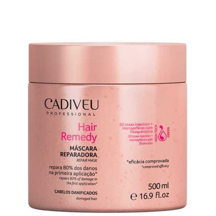 Cadiveu Professional Hair Remedy Reparadora - Máscara 500ml