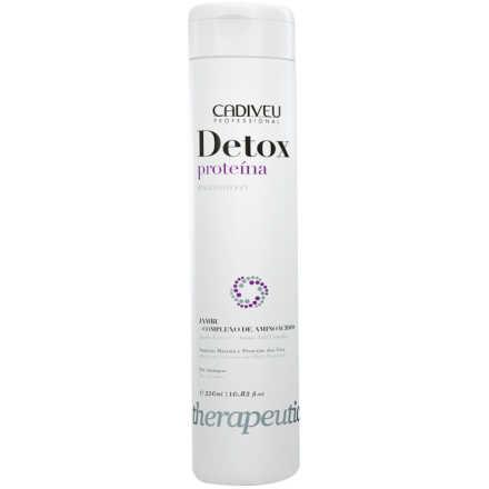 Cadiveu Professional Detox Proteína - Pré-Shampoo 320ml