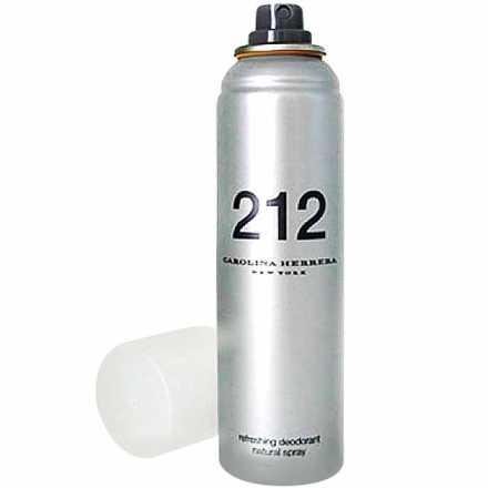 Carolina Herrera 212 - Desodorante Feminino 150ml