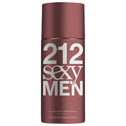 Carolina Herrera 212 Sexy Men - Desodorante Masculino 150ml