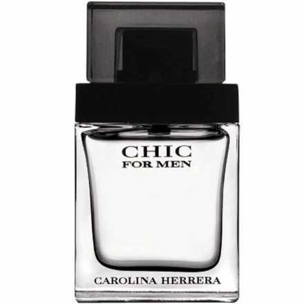 Chic For Men Carolina Herrera Eau de Toilette - Perfume Masculino 60ml