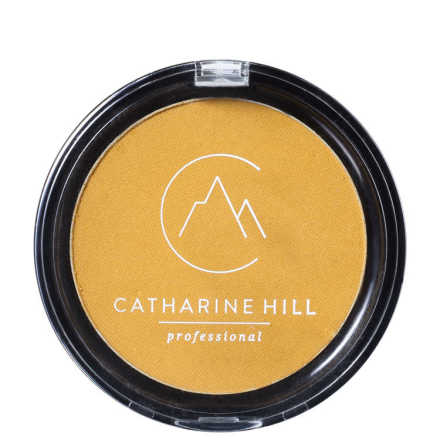 Catharine Hill Base Compacta de Efeito Waterproof Amarela - Base 18g