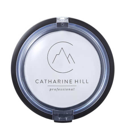 Catharine Hill Base Compacta de Efeito Waterproof Branca - Base 18g