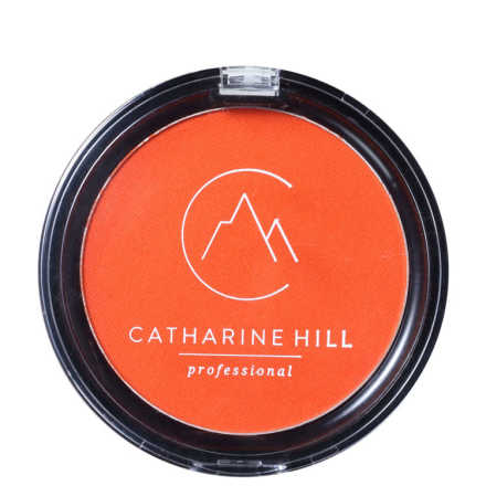 Catharine Hill Base Compacta de Efeito Waterproof Laranja - Base 18g