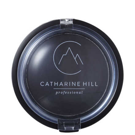 Catharine Hill Base Compacta de Efeito Waterproof Preta - Base 18g
