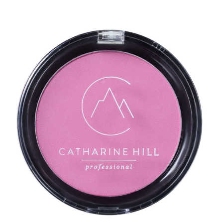 Catharine Hill Base Compacta de Efeito Waterproof Rosa - Base 18g
