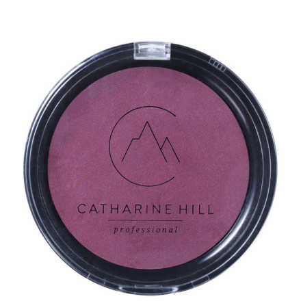 Catharine Hill Base Compacta de Efeito Waterproof Roxa - Base 18g