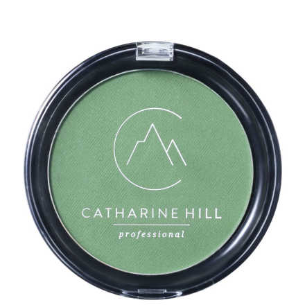 Catharine Hill Base Compacta de Efeito Waterproof Verde Escura - Base 18g