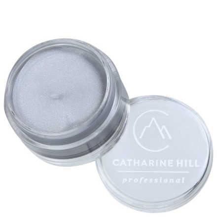 Catharine Hill Clown Make-up Water Proof Mini Prateado - Sombra 4g