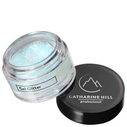 Catharine Hill Gel Glitter 1038 Azul Celeste - Glitter em Gel 14g