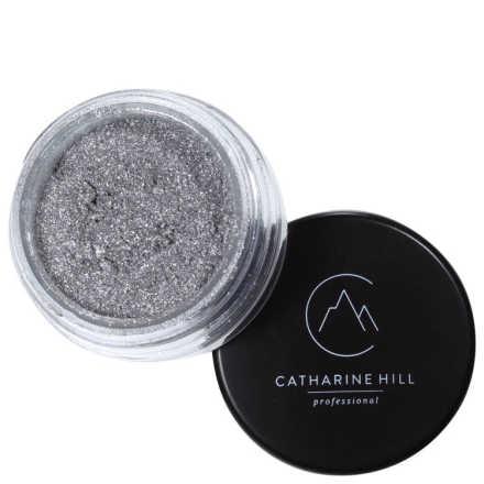 Catharine Hill Iluminador em Pó Silver - Sombra Iluminadora 4g
