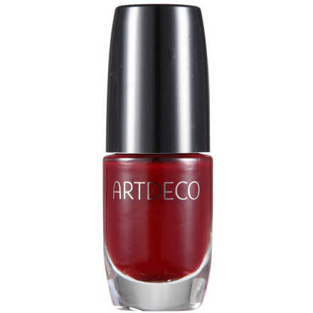 ArtDeco Ceramic Nail Lacquer Deep Scarlet Red - Esmalte 6ml