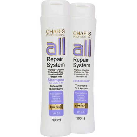 Charis All Repair System Duo Kit (2 Produtos)
