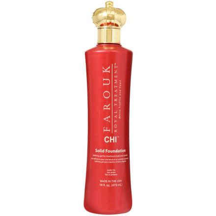 CHI Farouk Royal Treatment Solid Foundation - Gel Fixador 473ml