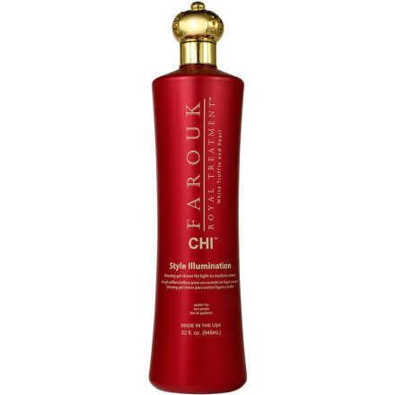 CHI Farouk Royal Treatment Style Illumination - Gel Finalizador 946ml