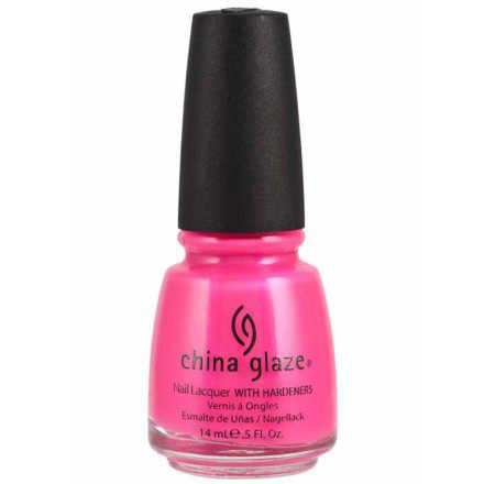 China Glaze Pink Voltage - Esmalte 14ml