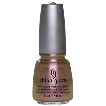 China Glaze Bohemian Swanky Silk - Esmalte 14ml