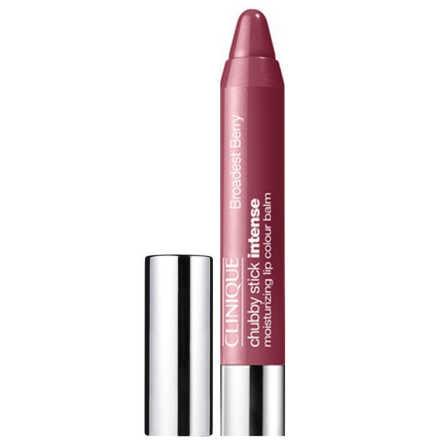 Clinique Chubby Stick Intense Moisturizing Lip Colour Balm Broadest Berry - Batom 3g