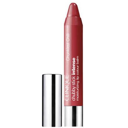 Clinique Chubby Stick Intense Moisturizing Lip Colour Balm Chunkiest Chili - Batom 3g
