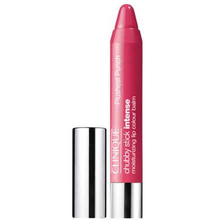 Clinique Chubby Stick Intense Moisturizing Lip Colour Balm Plushest Punch - Batom 3g