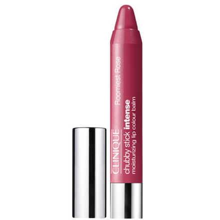 Clinique Chubby Stick Intense Moisturizing Lip Colour Balm Roomiest Rose - Batom 3g