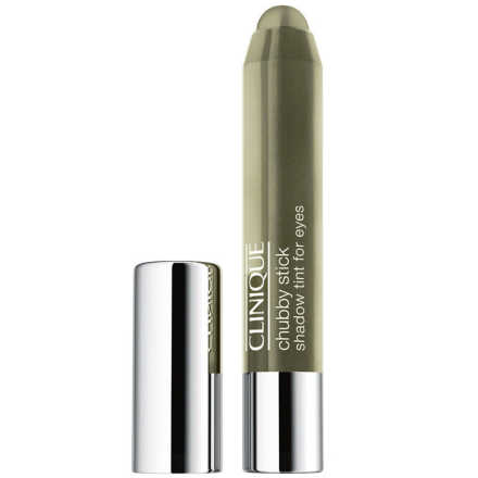 Clinique Chubby Stick Shadow Tint for Eyes Mighty Moss - Sombra em Bastão 3g