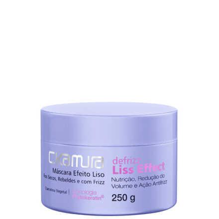 C.Kamura Defrizz Liss Effect - Máscara de Tratamento 250g