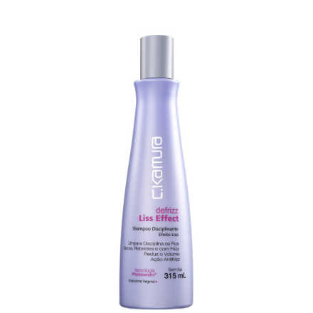 C.Kamura Defrizz Liss Effect - Shampoo 315ml