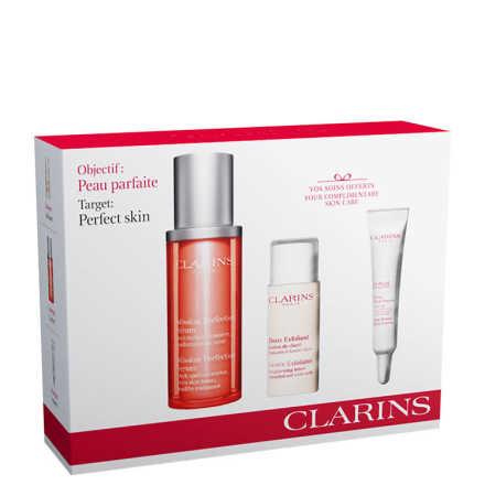 Clarins Mission Perfection Kit (3 Produtos)