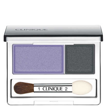 Clinique All About Shadows Blackberry Frost - Duo de Sombras 2,2g
