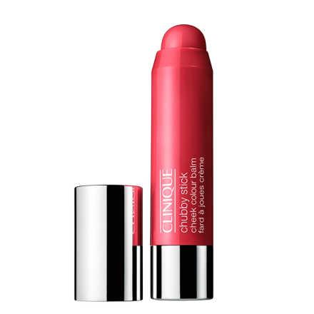 Clinique Chubby Stick Cheek Colour Balm Roly Poly Rosy - Blush 6g