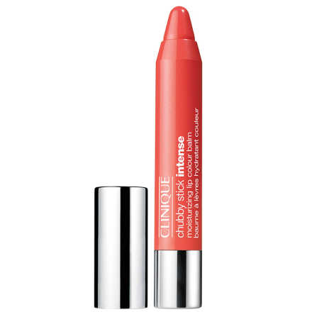 Clinique Chubby Stick Intense Moisturizing Lip Colour Balm Plumpled Up Poppy - Batom 3g