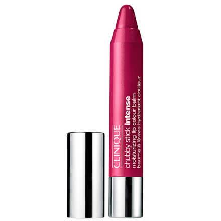 Clinique Chubby Stick Intense Moisturizing Lip Colour Balm Roundest Raspberry - Batom 3g