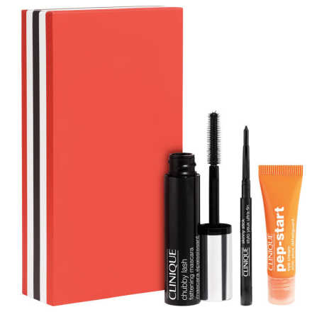 Clinique Indulgent Lashes Kit (3 Produtos)